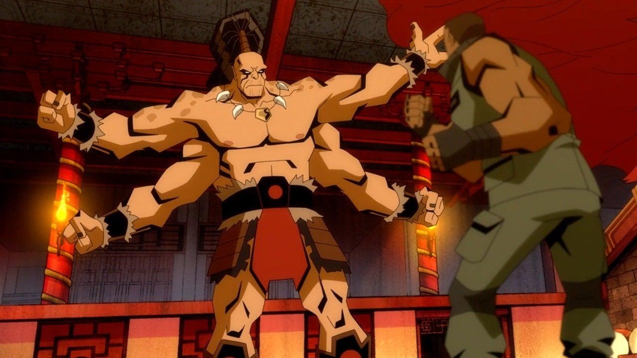 Mortal Kombat Legends Scorpion S Revenge Trailer And Release