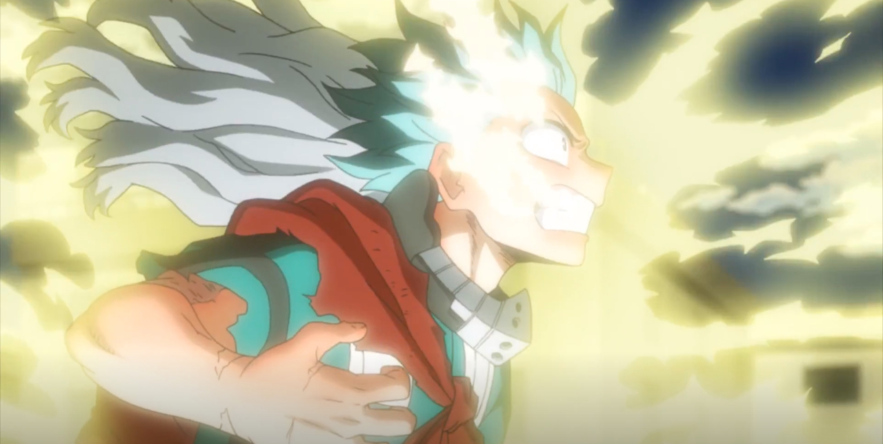 My Hero Academia Season 4 Episode 14 Review Bright Future Den Of Geek