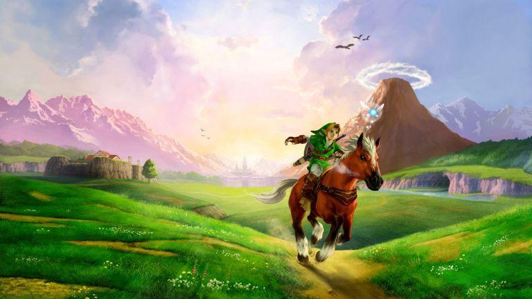 The Legend of Zelda: Ocarina of Time Art