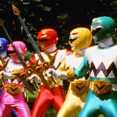 Power Rangers Lost Galaxy Ending