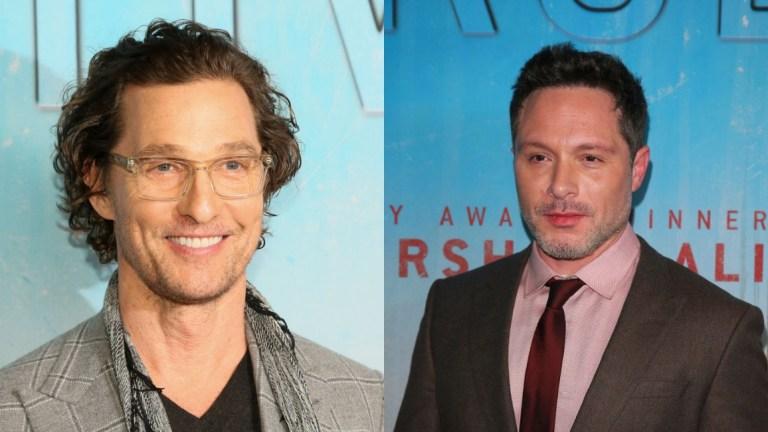 Redeemer FX Matthew McConaughey and Nic Pizzolatto