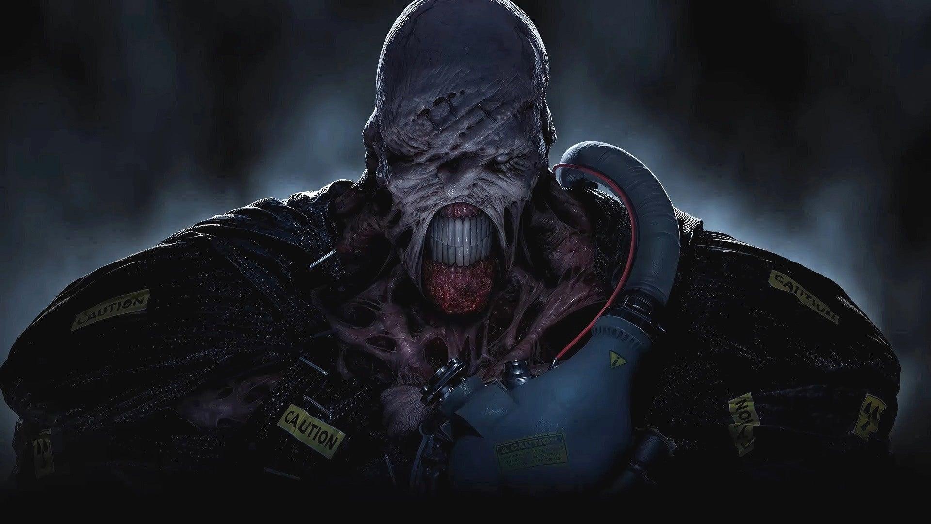 Resident Evil 3's Nemesis Will Be More Dangerous Than Ever | Den ...