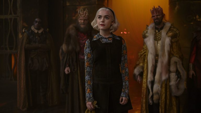 Chilling Adventures of Sabrina Season 3 Easter Eggs and Reference Guide