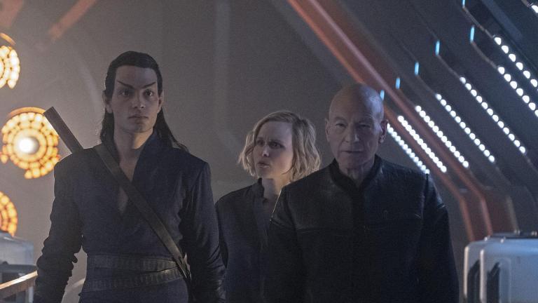 Star Trek Picard Episode 1 Ending Explained