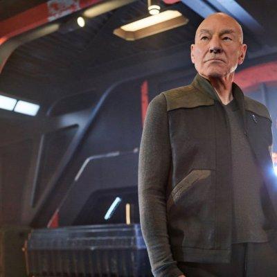 Patrick Stewart as Jean-Luc Picard in Star Trek: Picard