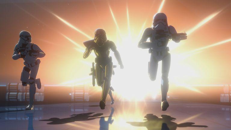 Star Wars Resistance Season 2 Episode 18 The Escape