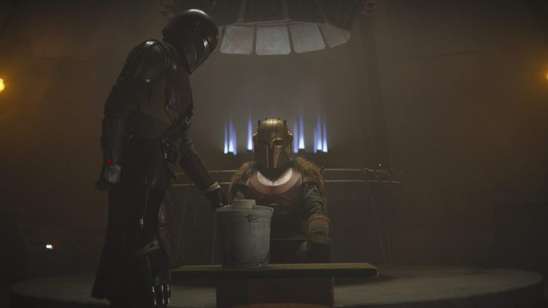 Star Wars: The Mandalorian Questions