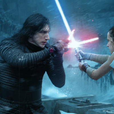 The Rise of Skywalker: Rey and Kylo Ren