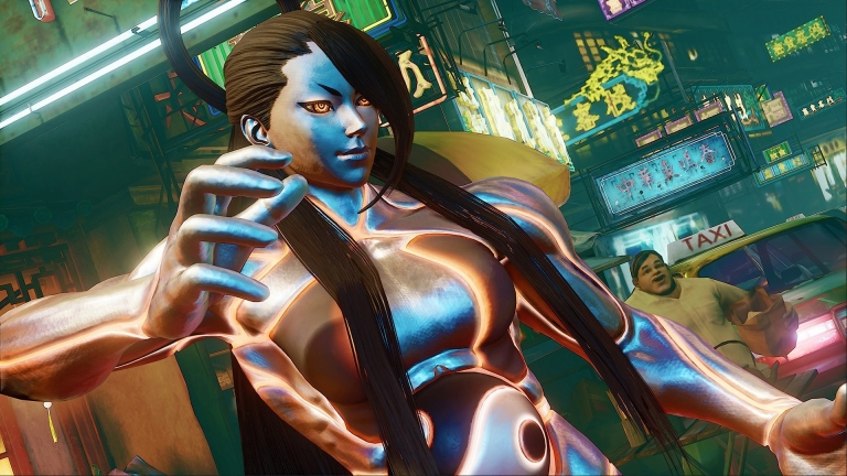 Street Fighter V: Seth