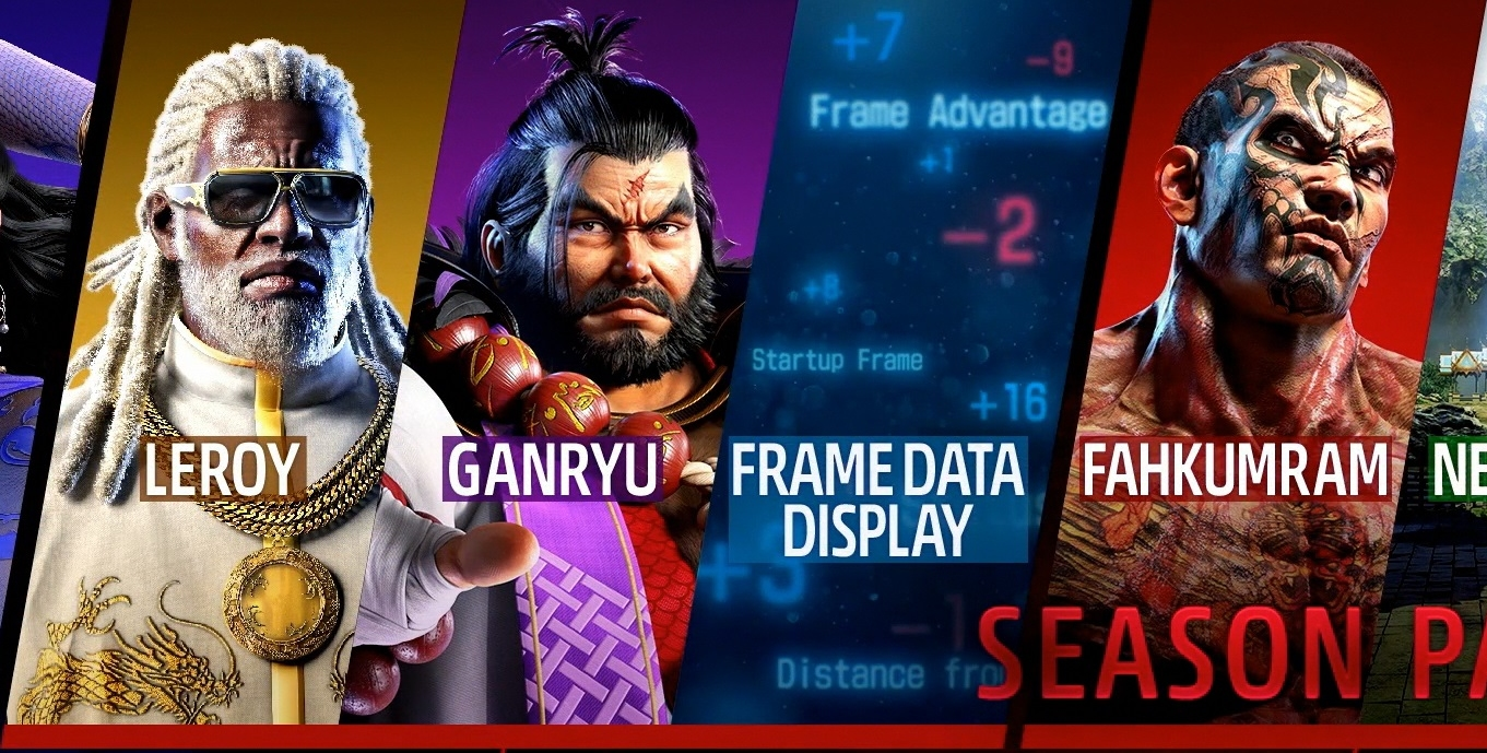 Tekken 7 Season 3 Characters Revealed Den Of Geek