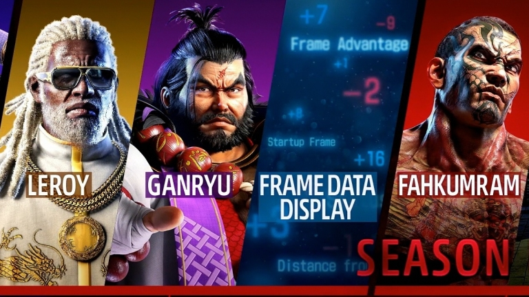 Tekken 7 Season 3 Characters Revealed Den Of Geek