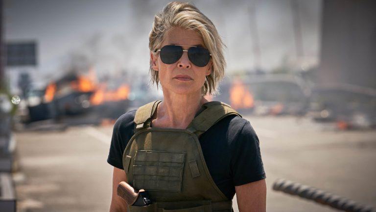 Terminator: Dark Fate - Linda Hamilton