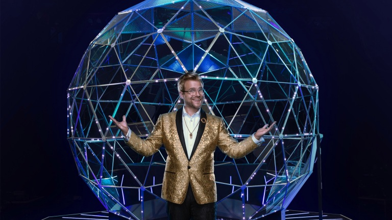 The Crystal Maze Adam Conover Nickelodeon