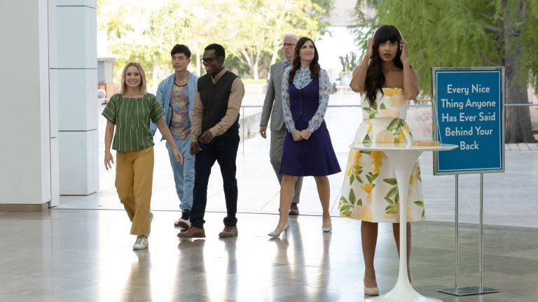 The Good Place Season 4 Episode 12 Patty