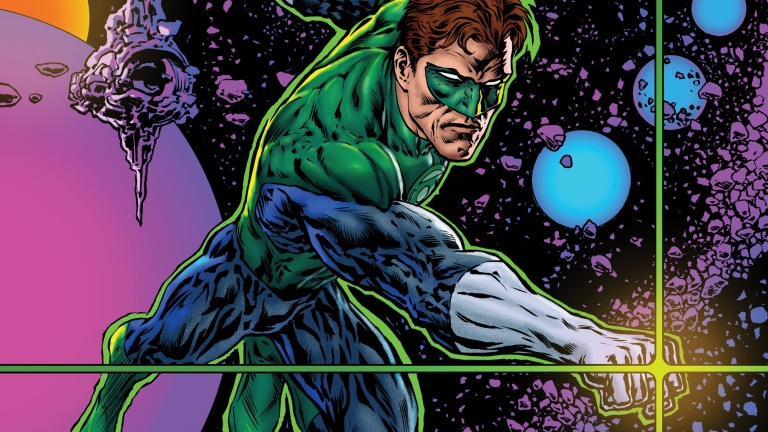 The Green Lantern Season 2 Issue 1 Preview