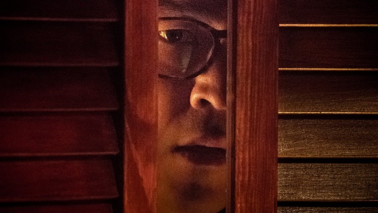 John Cho in The Grudge