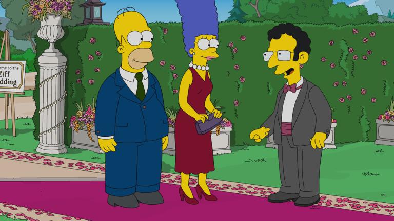 The Simpsons season 31, episode 11, Hail to the Teeth.