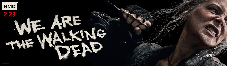 The Walking Dead Season 10 Carol Poster
