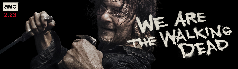 The Walking Dead Season 10 Daryl Poster