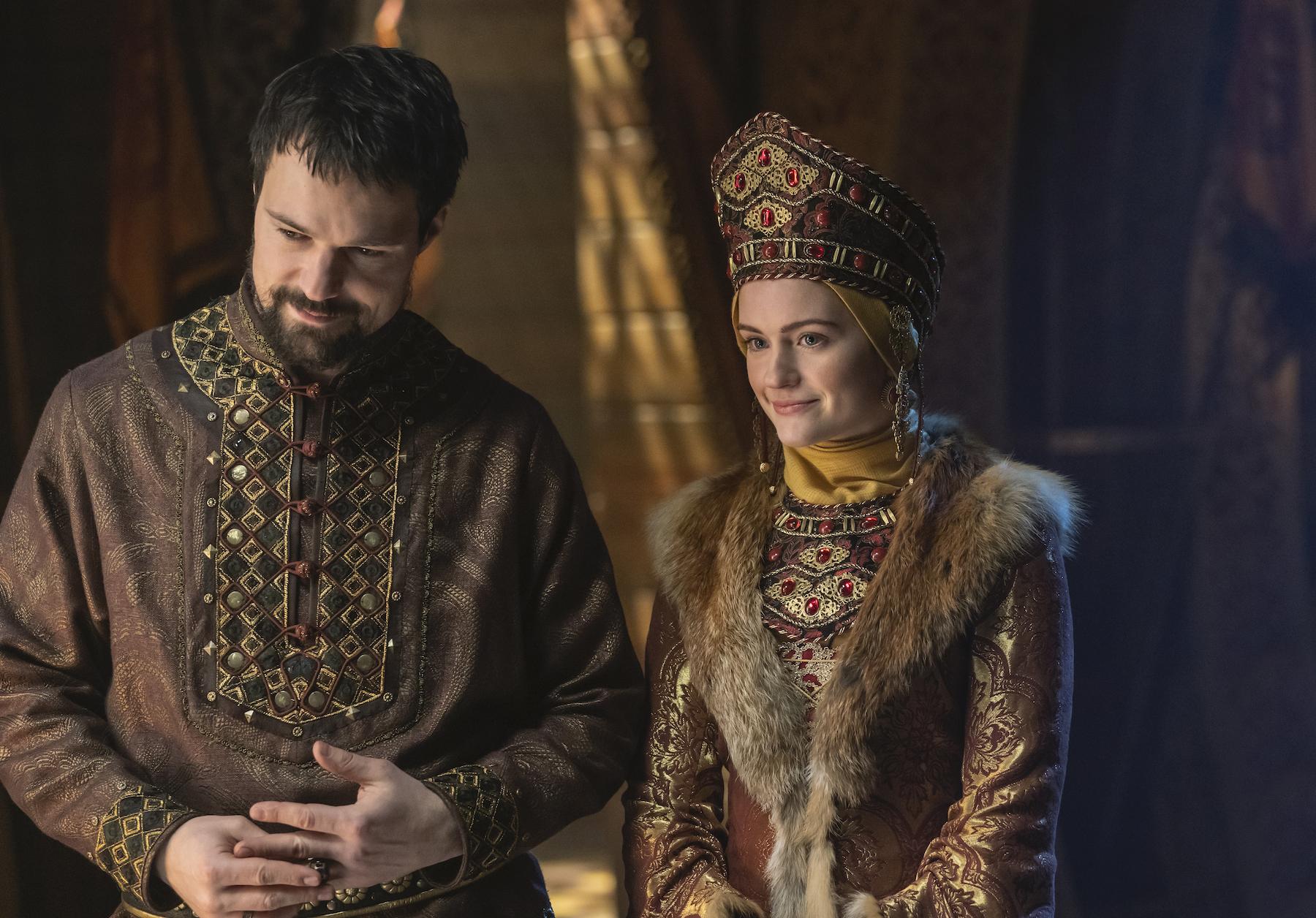 Vikings Season 6 Episode 5 Review The Key Den Of Geek