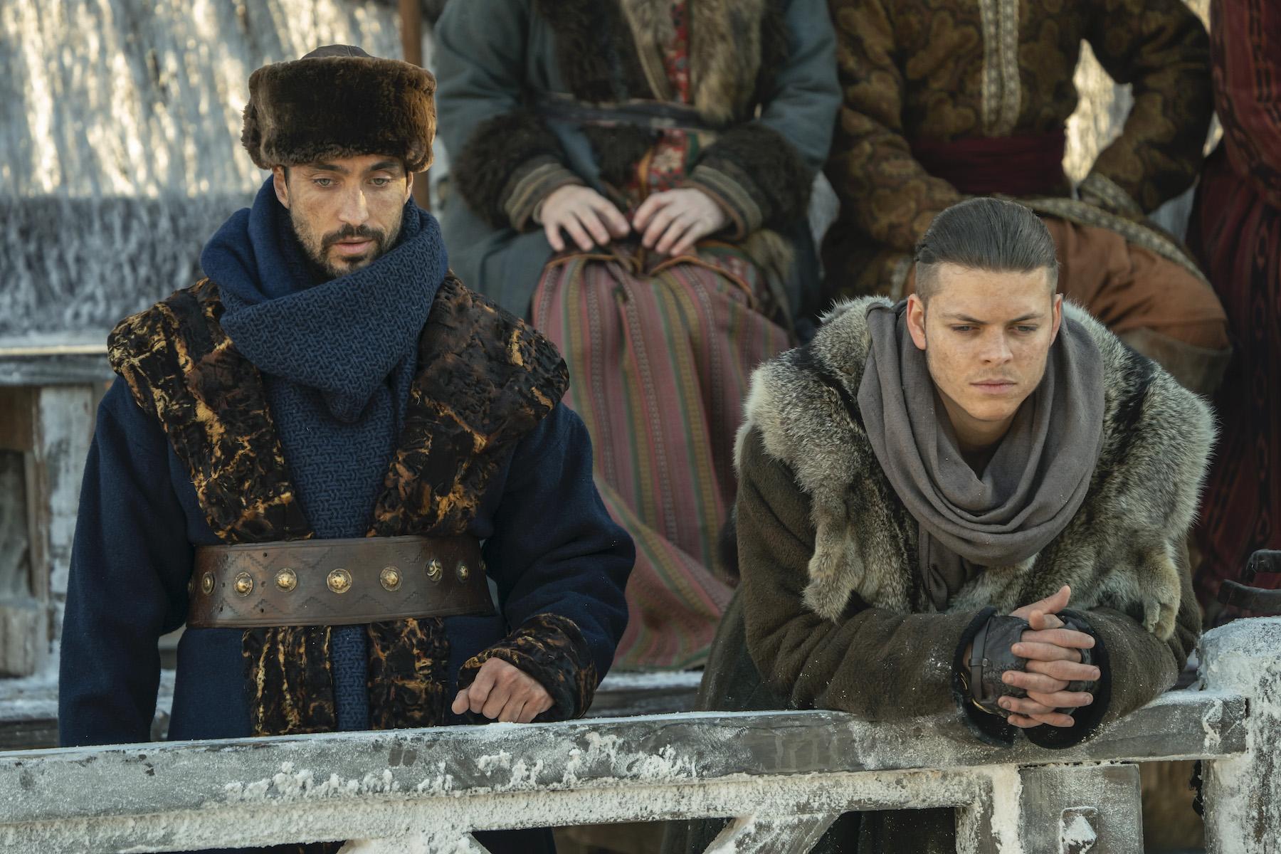 Vikings Season 6 Episode 7 Review The Ice Maiden Den Of Geek