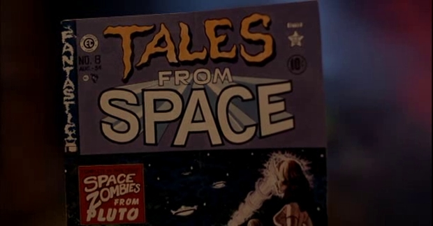 Back to the Future - Tales from Space