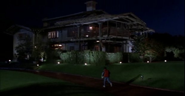 Back to the Future - 1640 Riverside Drive