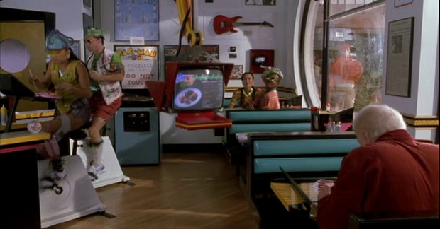 Back to the Future - Lou's Gym