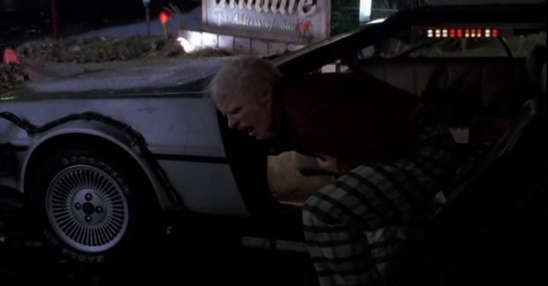 Back to the Future - Biff Fades Away