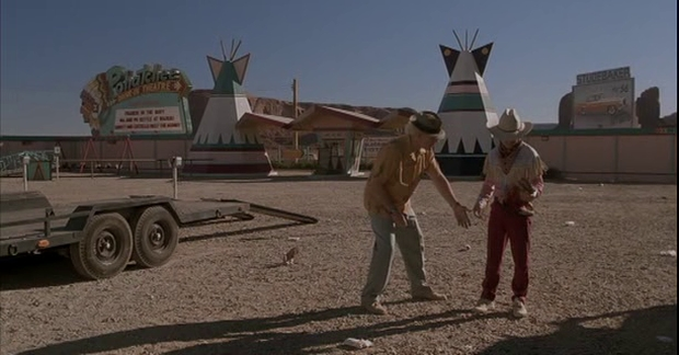 Back to the Future - The Drive-In
