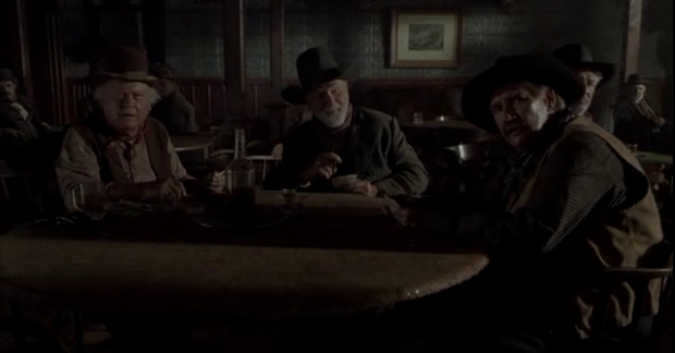 Back to the Future - The Saloon
