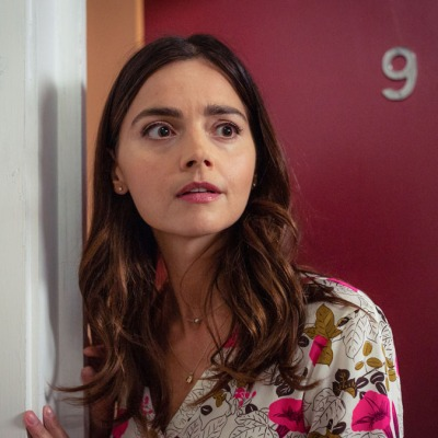 Jenna Coleman in Inside No. 9 Death Be Not Proud