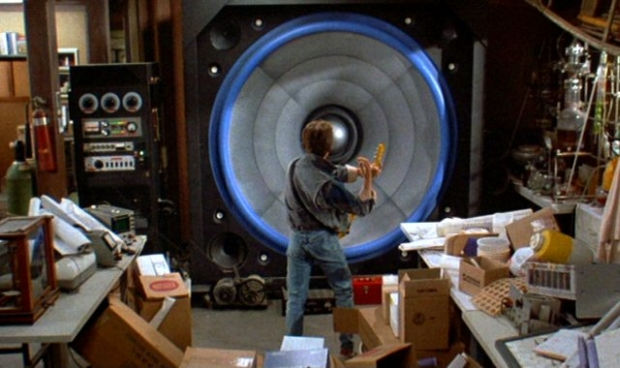 Back to the Future - CRM 114