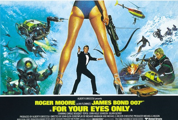 For Your Eyes Only: The Last Good Roger Moore James Bond Movie | Den of Geek