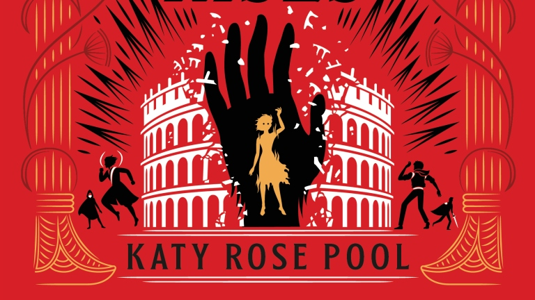 The Cover for As the Shadow Rises by Katy Rose Pool