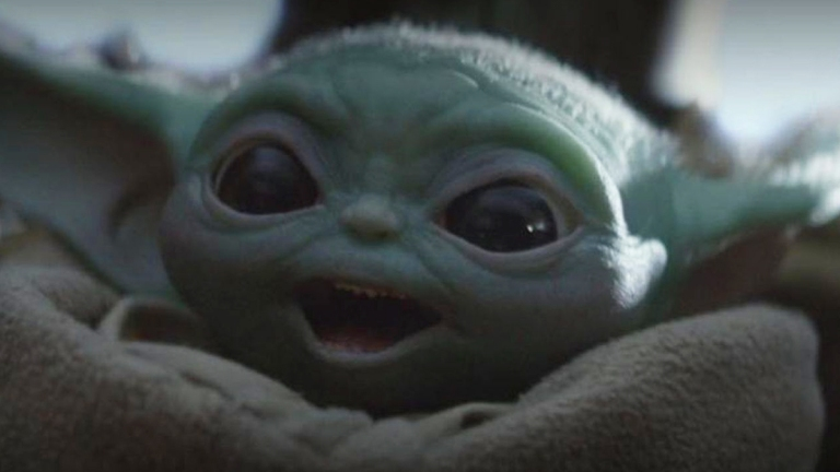 Baby Yoda, The Child from The Mandalorian