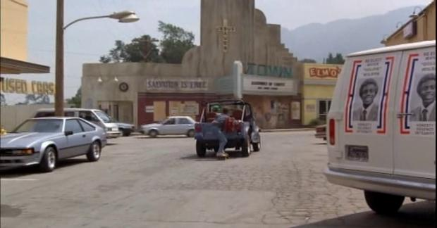 Back to the Future - Used Cars
