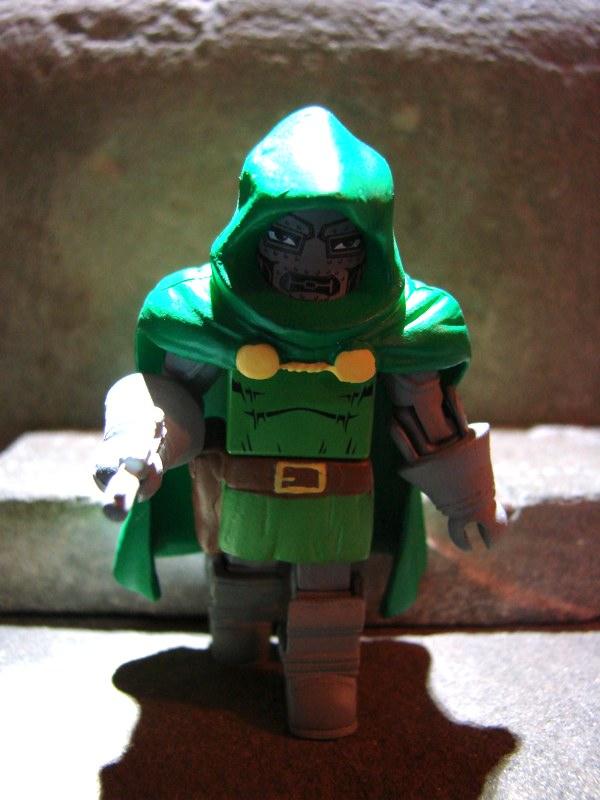 Doom Marvel Minimates Best Of Series 2 Dr