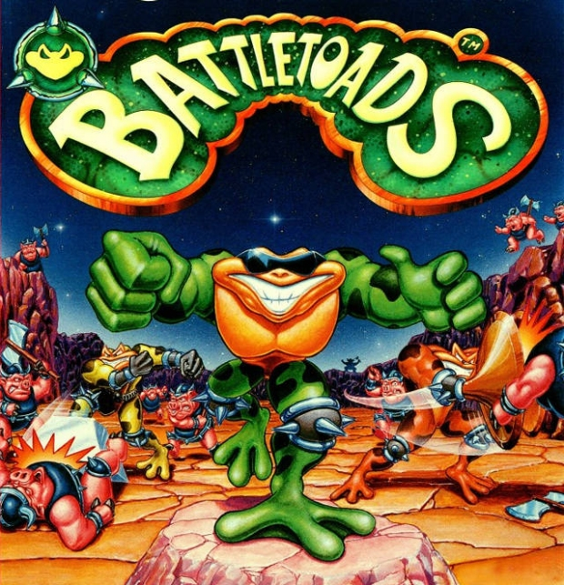 Battletoads The Strange History Of A Nigh Impossible Franchise Den Of Geek