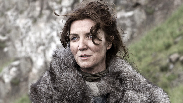 Michelle Fairley as Catelyn Stark in Game of Thrones