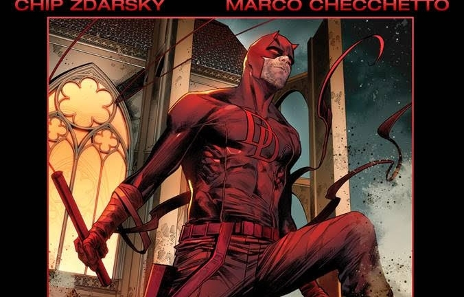 Daredevil is Back in Red This May