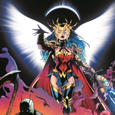 Death Metal and the newest DC Reboot