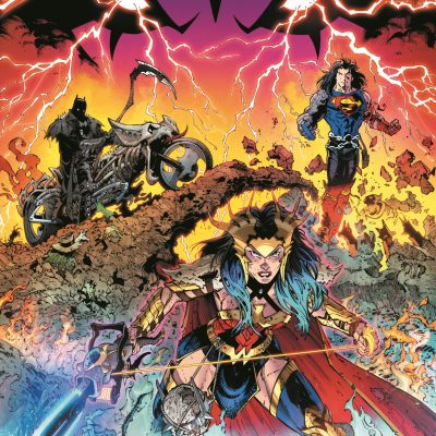 Dark Nights: Death Metal Rebuilds the DC Multiverse