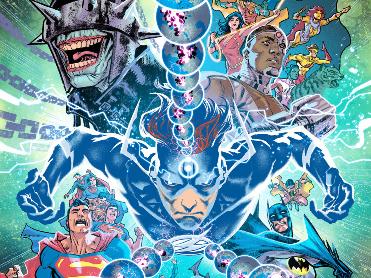 New Dc Universe History Begins In May Den Of Geek