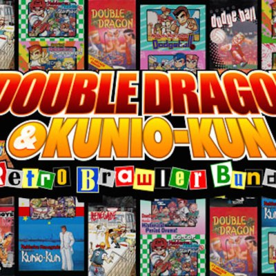 Double Dragon and Kunio-kun
