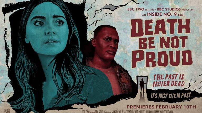 Death Be Not Proud Inside No. 9 episode poster