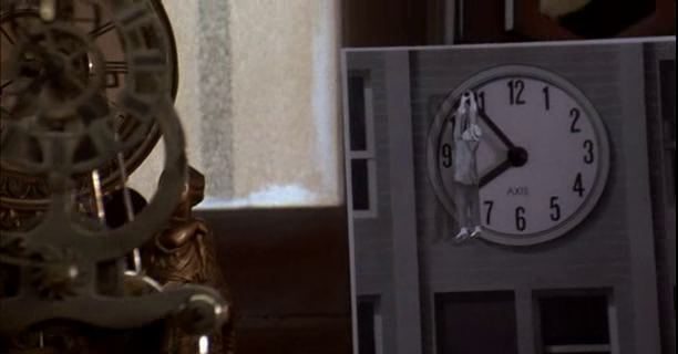 Back to the Future - The Doc's clocks