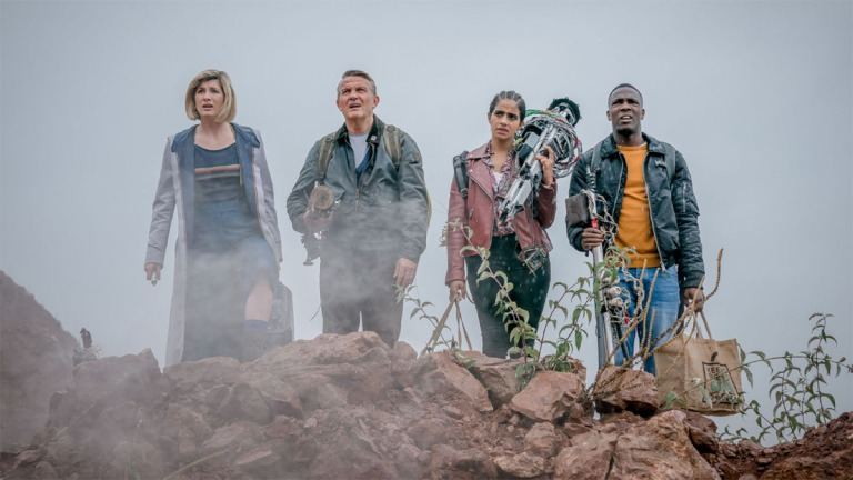 Doctor Who series 12 episode 9 Ascension Of The Cybermen