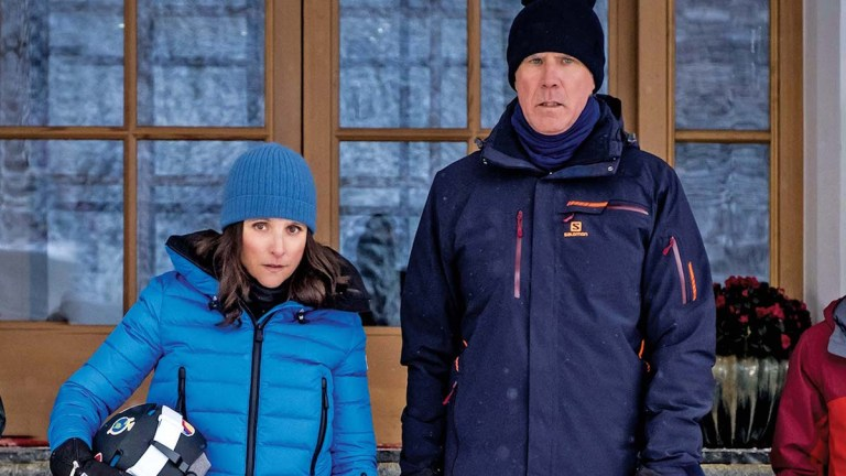 Downhill Review Will Ferrell and Julia Louis-Dreyfus