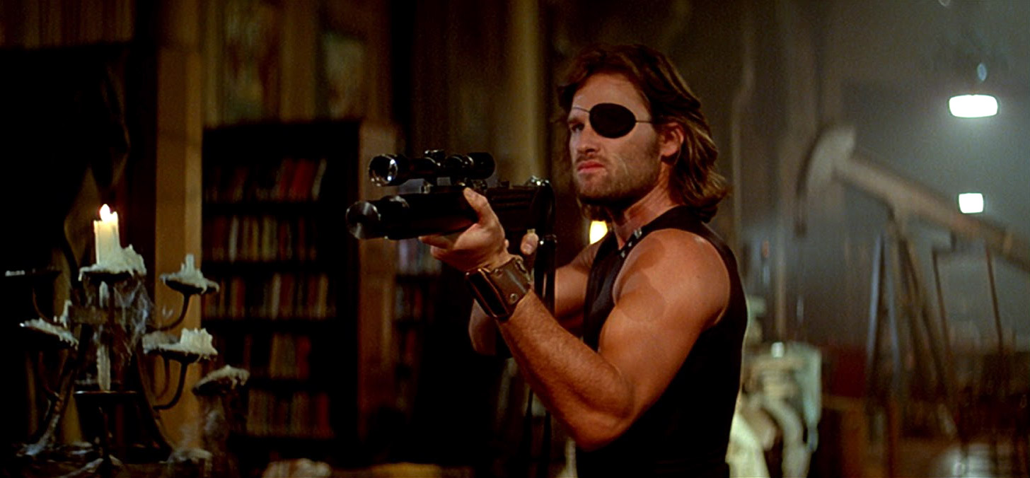 The Legacy of John Carpenter's Escape From New York - Den of Geek